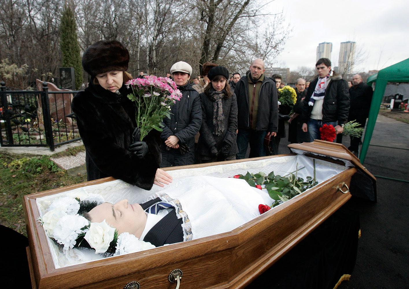 Association of Russian judges denies Magnitsky's mother