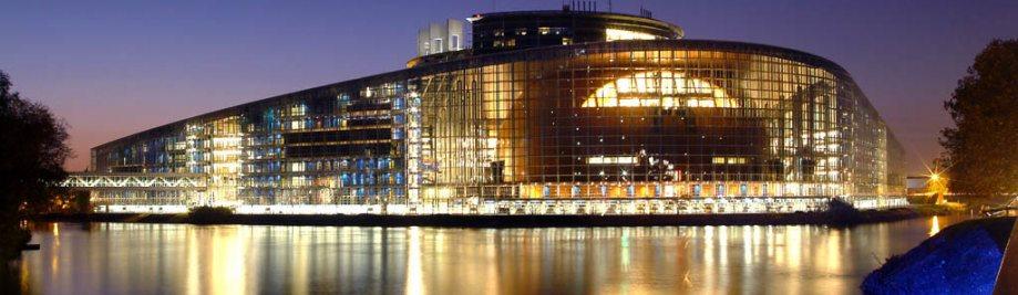 У еўрапейскім парламенце-Strasbourg1