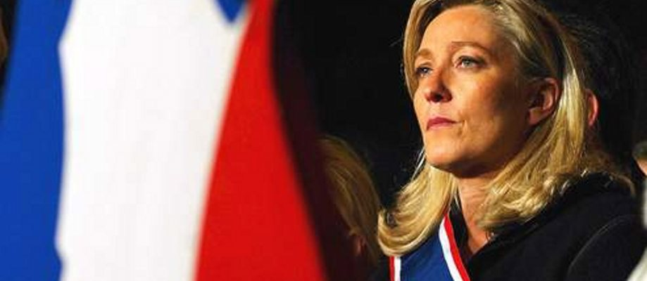 French far right and Eurosceptics in 'earthquake' win as ...