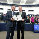 European Parliament elects new European Commission