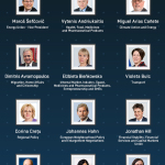 New European Commission: The commissioners and their portfolios