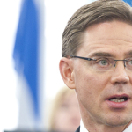 #Katainen #Bulgariassa #CitizensDialogue -tapaamiselle