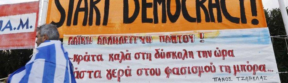 merkel-athens-protest-greece