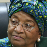 """Liberian president: """"In 10 years we want half of all presidents to be female"""""""
