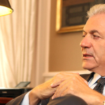 Commissioner Avramopoulos in #Turkey to participate in annual Ambassadors' Conference