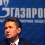 Gazprom Miller tete