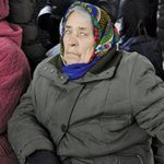 Ukrainian pensioners and veterans protest against increase in communal tariffs