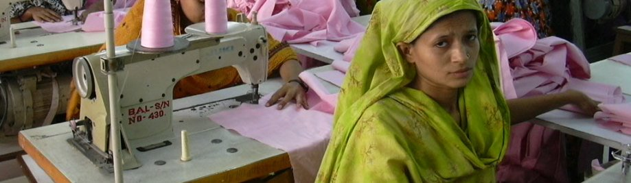 Bangladesh_garment factory