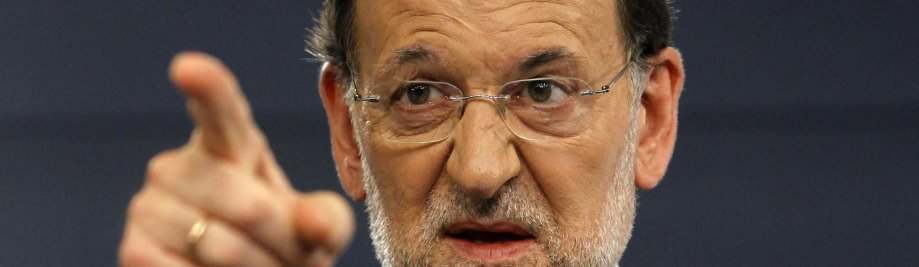Spain's PM says #Catalonia needs a government that obeys the law