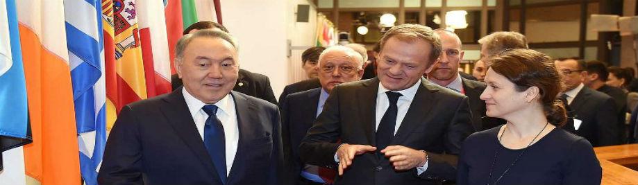 Kazakhstan:カザフ大統領は、欧...