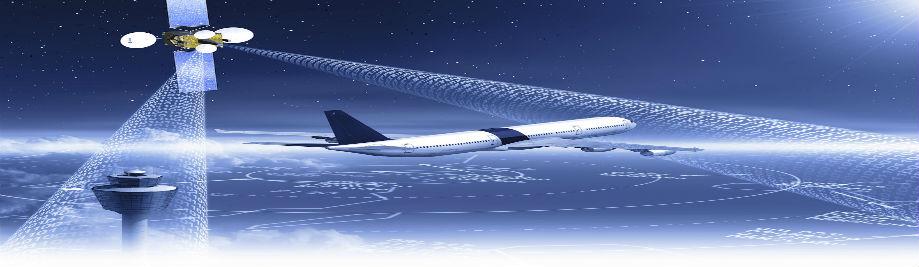 ESA air satellite plane