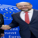 #EuropeanCouncil: 'For benefit of refugees we need to cooperate with Turkey', says Martin Schulz