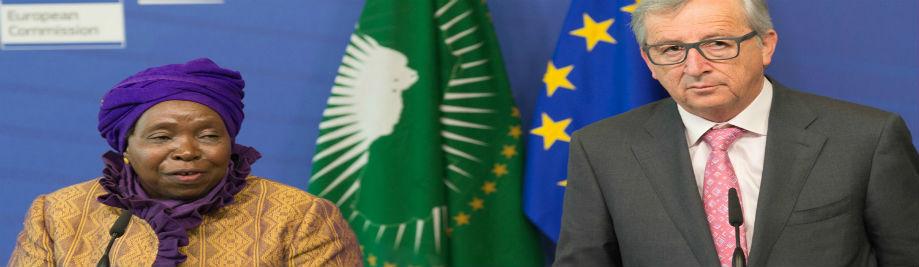 La UE y áfrica
