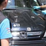 #Thailand: Car Bangkok journalist ni sprayed na may bullets