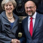 #Brexit: Schulz discusses challenges of EU-UK negotiations with Prime Minister Theresa May