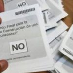 #Colombia referendum: Voters reject Farc peace deal