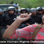 European Parliament mobilizes for #HumanRights defenders in Guatemala