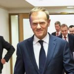 #Tusk: Donald Tusk re-elected for a second term as President of the European Council