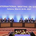#Kazakhstan welcomes results of Syria meeting in Astana, as Russia, Iran and Turkey issue joint statement