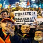 #Macedonia's political crisis takes ethnic turn