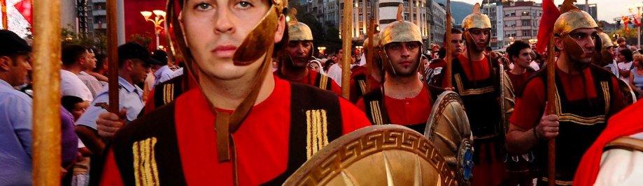Maķedonija maķedonieši falangas Aleksandrs Lielais