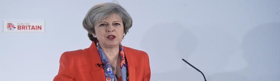 pm may conservative spring forum