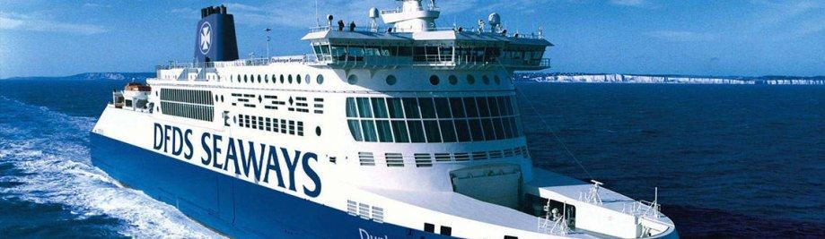 Kết quả hình ảnh cho tàu DFDS – hãng Du thuyền