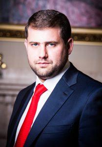 Ilan Shor, mayor of the Moldovan town of Orhei