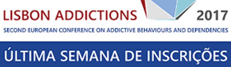 Lisbon to host European conference on #addictive behaviours and dependencies