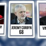Age of May, Corbyn, Cable, Churchill, Merkel and Putin
