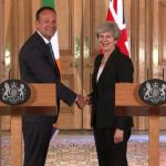 May and Varadkar to discuss Brexit plans