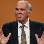 Bad Sex in Fiction: Sir Vince Cable 'too good' to be considered for award