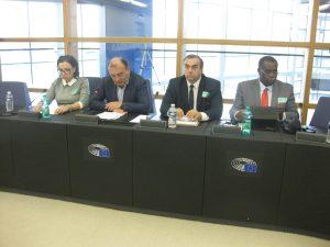 Okrogla miza v Strasbourgu, na kateri so razpravljali o primeru Kokoreva