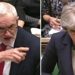 PMQs: Corbyn and May on UK and EU Brexit negotiations