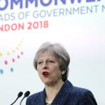 Theresa May:Windrush世代の補償