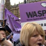 Women Against State Pension Inequality group campaign