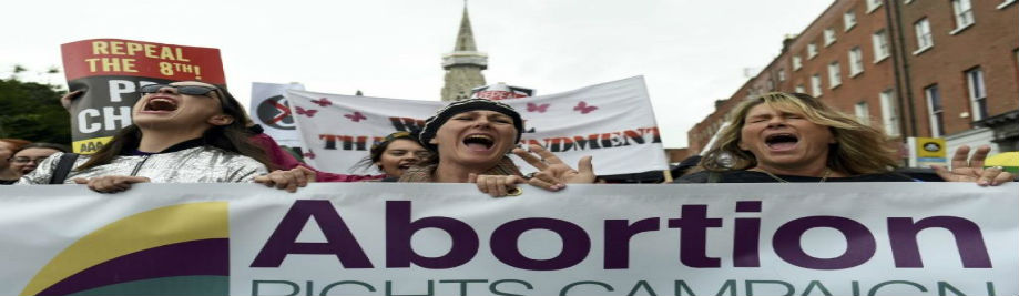 Support for repealing Irish #abortion laws rises days from vote
