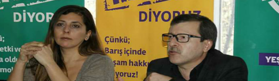 Charges against the Turkish Green party co-chairs must be dropped say #Greens
