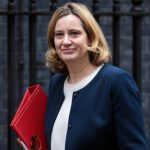 Amber Rudd: I'd like to be home secretary again