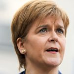 Sturgeon in London for Brexit talks with PM and opposition leaders