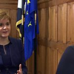In full: Nicola Sturgeon interview with Laura Kuenssberg on Brexit
