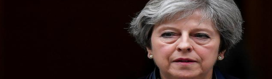 Image result for Prime Minister May in crisis