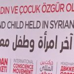 International Conscience Movement calls for release of Syrian women and children
