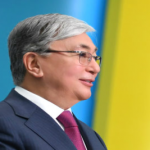 #Kazakhstan ruling party nominates incumbent President Tokayev as candidate for 9 June presidential election