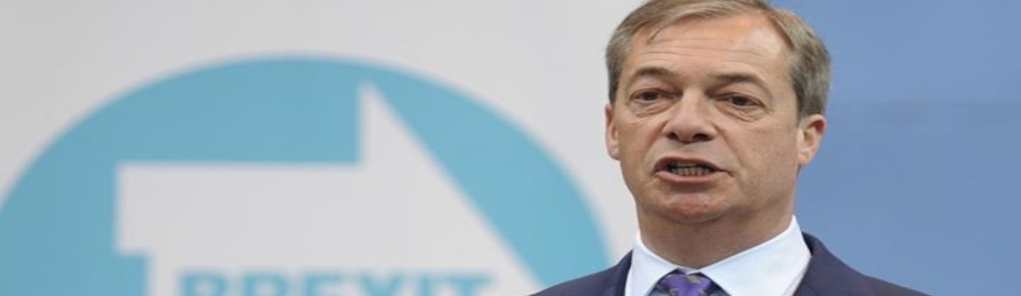 Farage's #BrexitParty top EU verkiesings in Brittanje - poll