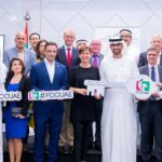 Launch of Foreign Correspondent's Club of the #UAE