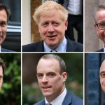 Tory leadership: Rival candidates say there must be 'no coronation'