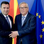 #NorthMacedonia #Albania –'我认为这是一个历史性错误'Juncker #EUCO #Enlargement