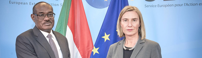 High Representative/Vice President Federica Mogherini in