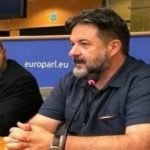 Spanish MEP hosts two members of a #PalestinianTerroristGroup in European Parliament